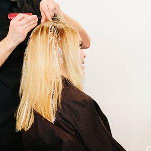 hair colourist